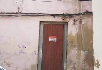 Xalet a calle Canónigo Cervera, nº 4